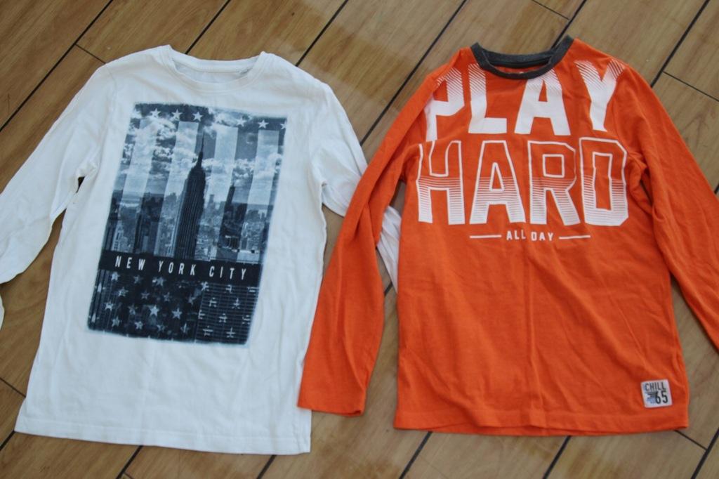C&A F&F bluzki koszulki SUPER 146 / 152