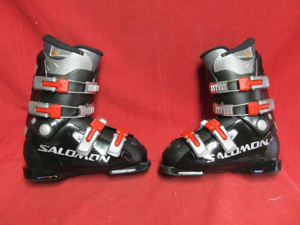 Buty narciarskie SALOMON nr 37 wkł 23,5cm