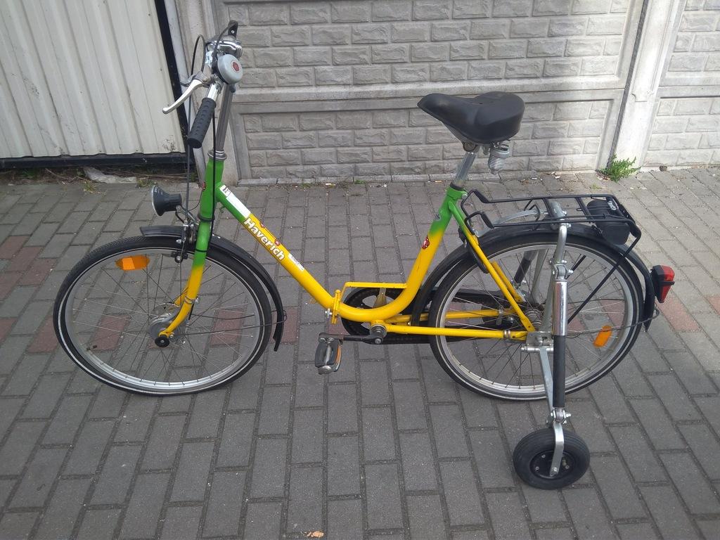 Rower Rehabilitacyjny 4 Kolowy Haverich 7408576395 Oficjalne Archiwum Allegro