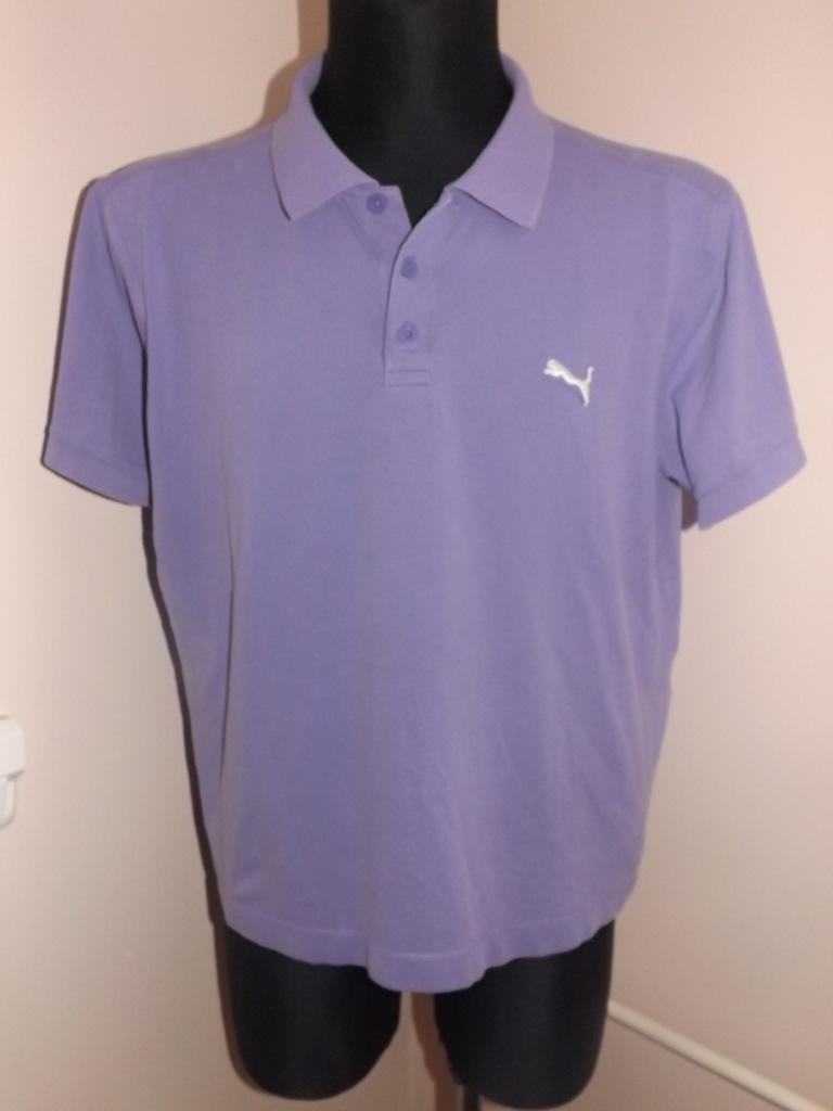 Koszulka męska polo Puma. XL