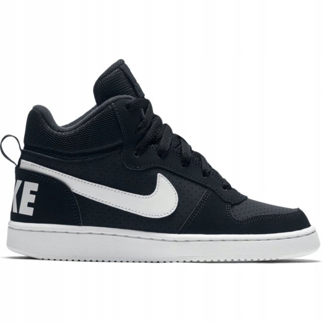 BUTY NIKE COURT BOROUGH MID GS 839977 004 r.38 new