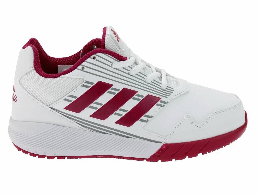 Buty dla dzieci adidas AltaRun K białe CM8578 36