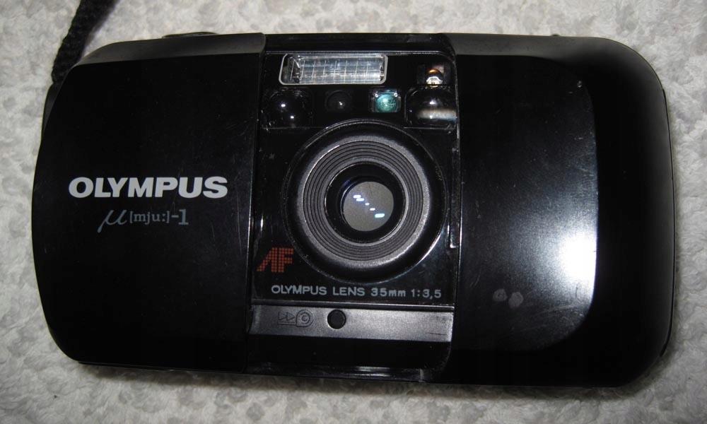 Olympus Mju 1 Lens 35mm 3 5 Sprawny 100 7580297781 Oficjalne Archiwum Allegro