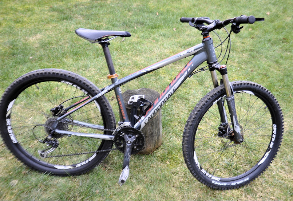 Rower CANNONDALE TRAIL SL4