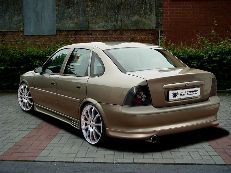 Opel Vectra B Progi Chic Dj Tuning 7087123463 Oficjalne Archiwum Allegro