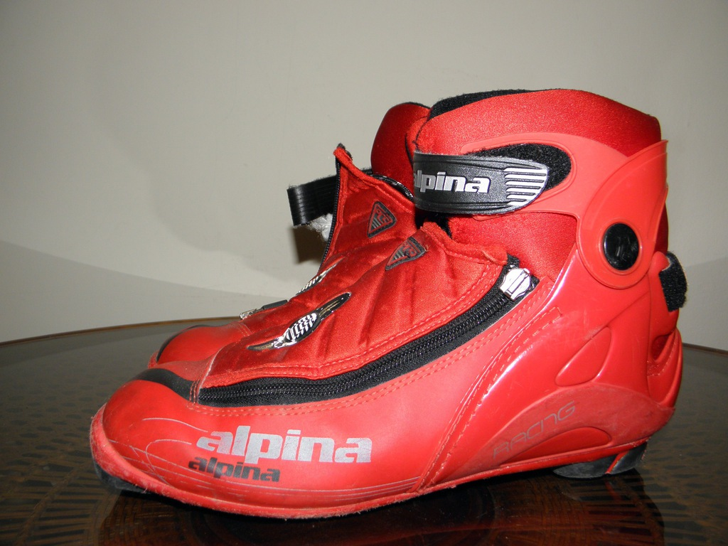 ALPINA PCS Racing_Buty na narty biegowe _rozm.42eu