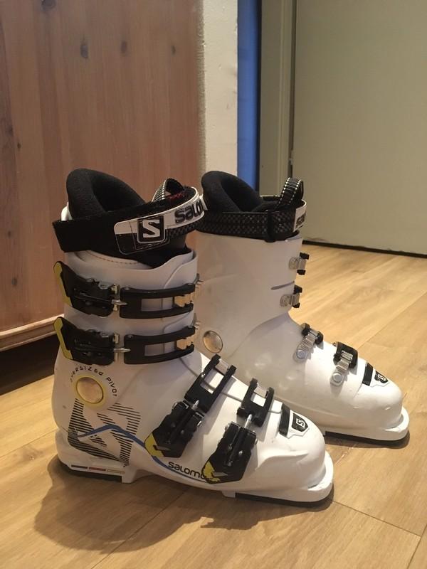 Buty narciarskie Salomon X MAX 60T 23 23.5 cm 7074131513