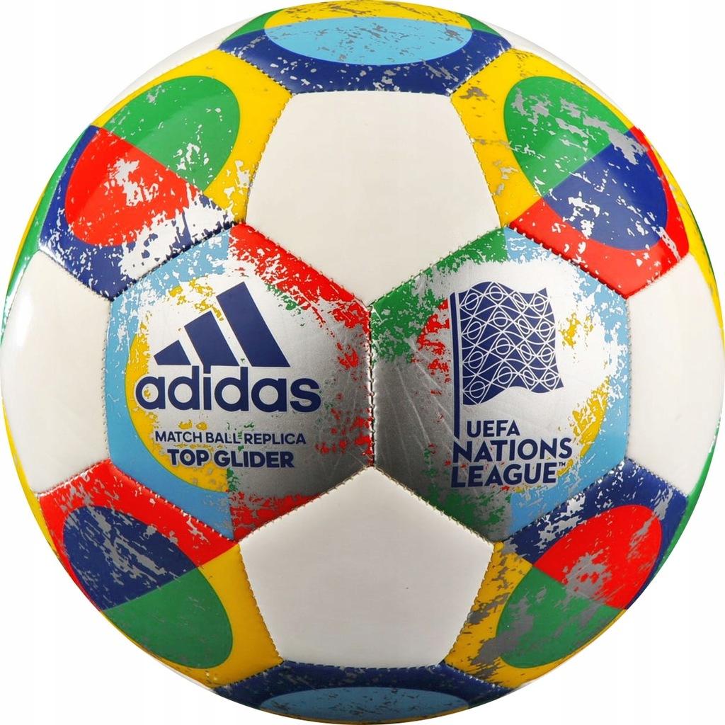 Adidas Pilka Nozna Uefa Cw5268 Liga Narodow R 5 7571879363 Oficjalne Archiwum Allegro
