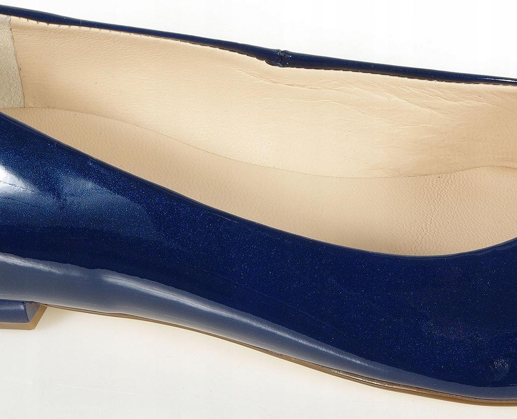 Hogl 1085 Pretty Dorelack ballet pumps sale navy