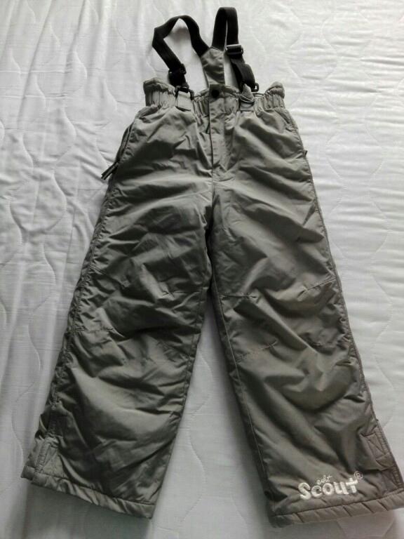 Spodnie narciarskie SCOUT roz.122