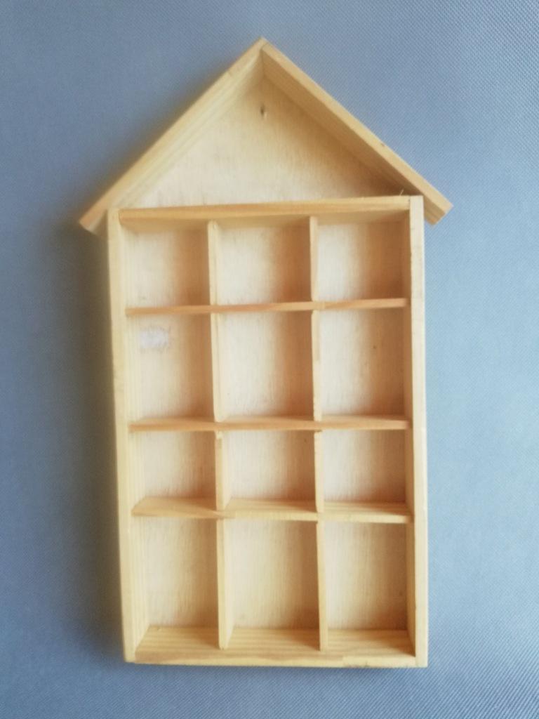 półka domek