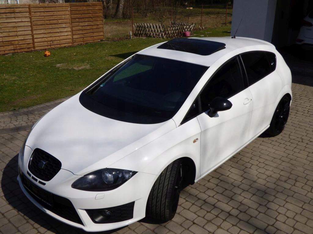 Piekny Seat Leon Cupra R 265km 2 0 Przebieg 130tys 7591757283 Oficjalne Archiwum Allegro