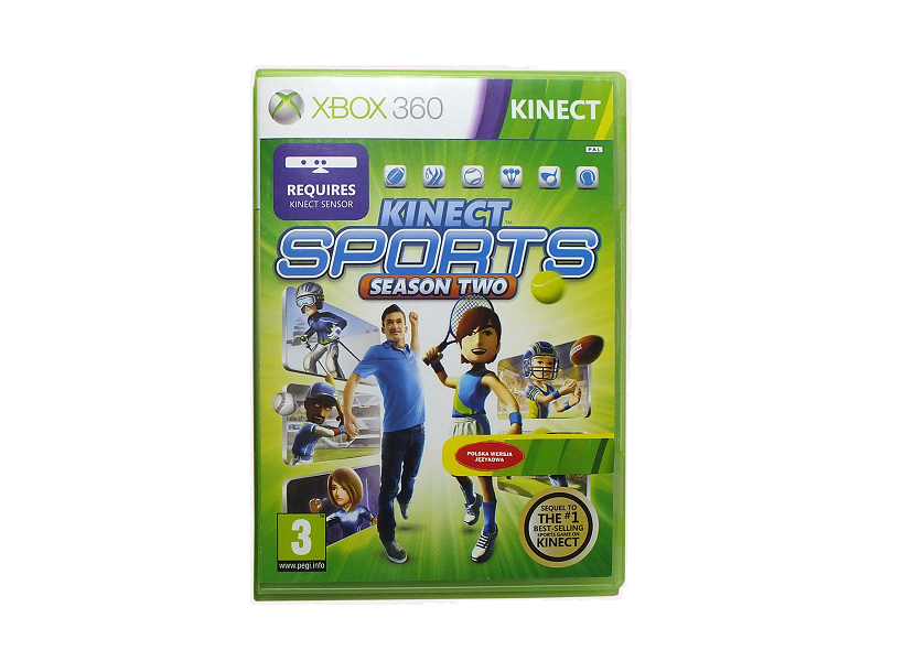 Kinect Sports 2 Sport Wersja Pl Plyta 24h 7120276186 Oficjalne Archiwum Allegro
