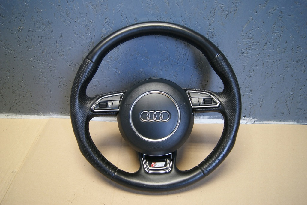 Audi A4 B8 Lift S Line Kierownica Multifunkcja 7768904376 Oficjalne Archiwum Allegro