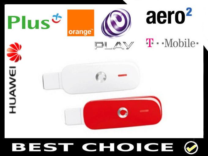 Modem 3G Huawei K3806/bez simlock/Aero2/Okazja!