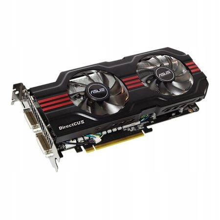 Asus Geforce Gtx 560 Ti Directcu Ii Top 1gb Ddr5 7766149693 Oficjalne Archiwum Allegro