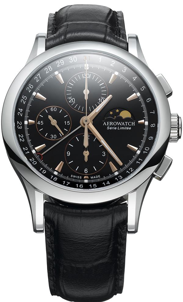 Aerowatch Les Grandes Classiques Limited edition 6