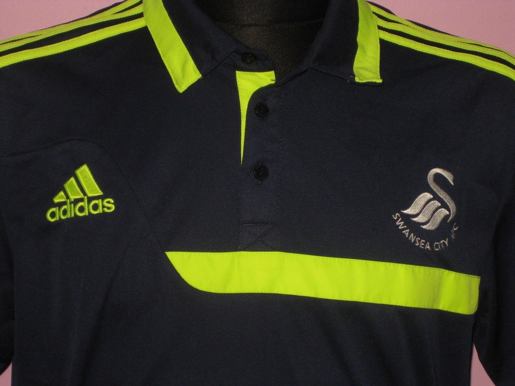 Swansea City Polo Adidas (L)