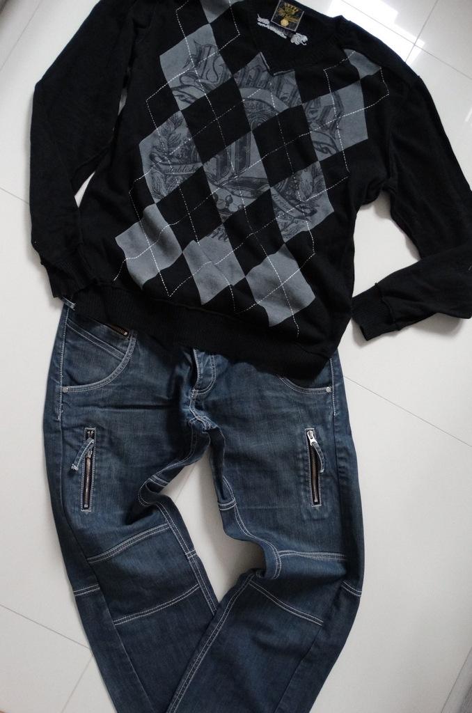 zestaw ubrań roz XL_Reporter umbro cipo&baxx