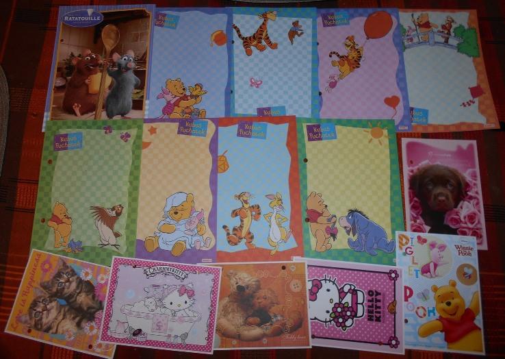 Karteczki Do Segregatora Kubus I Inne 15 Szt 7071658392 Oficjalne Archiwum Allegro