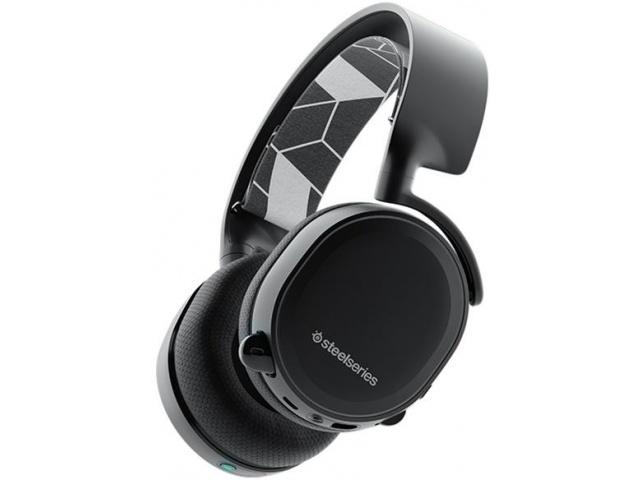 Słuchawki SteelSeries Arctis 3 Bluetooth Czarne