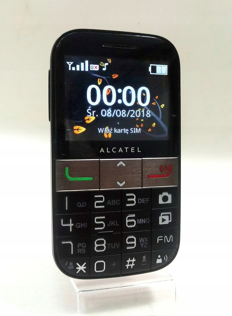 Alcatel One Touch 2001 Super Stan 7505232307 Oficjalne Archiwum Allegro