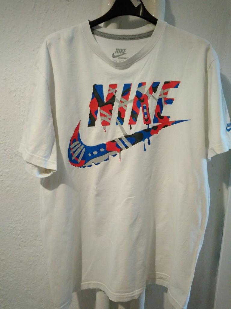 zestaw 7 męskich t-shirtów Adidas Nike Puma Cropp