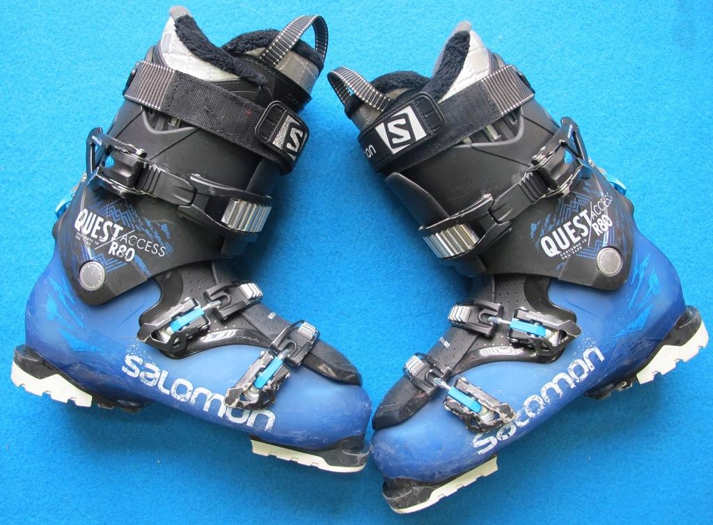 Buty narciarskie SALOMON QUEST ACCESS 80 28,0 43,0
