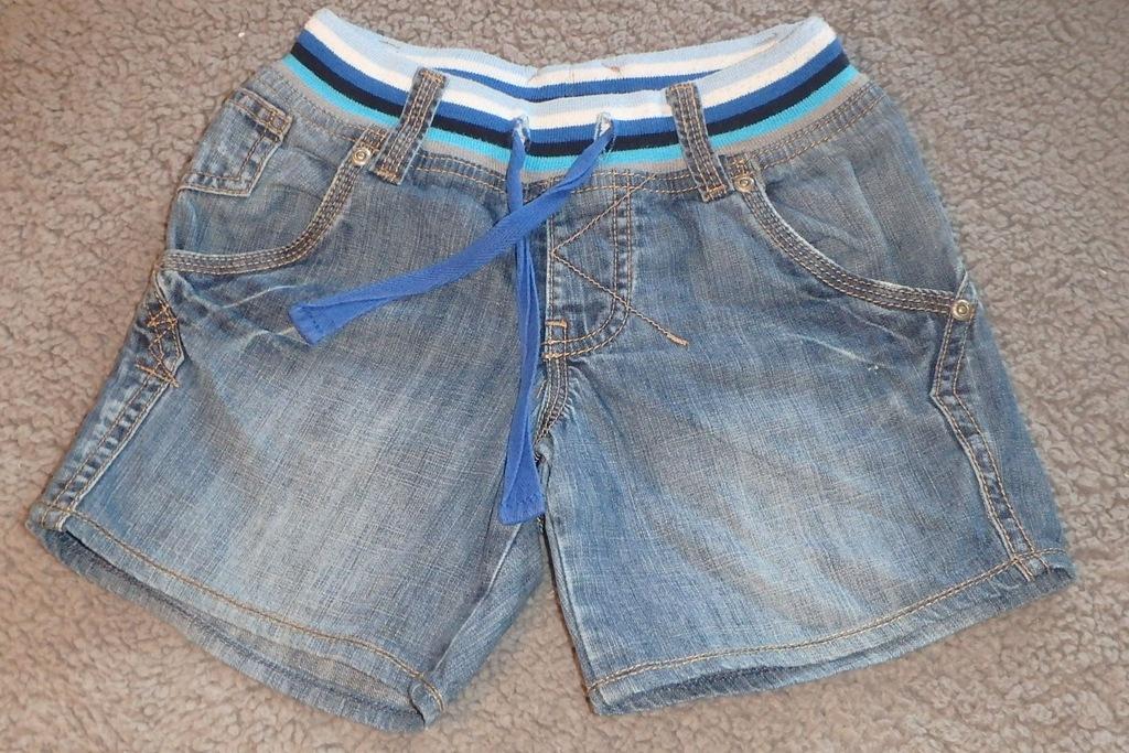 krótkie spodenki 5 115 jeans KAPPAHL