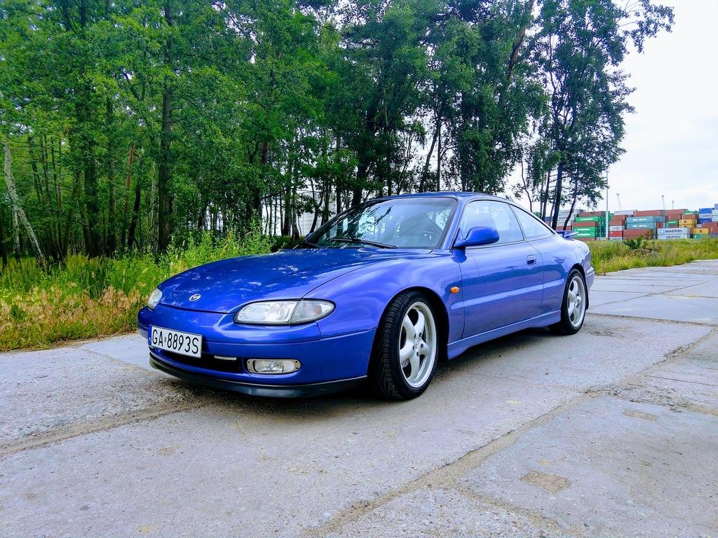 Mazda Mx 6 Mx6 2 5 V6 Klde 7399284452 Oficjalne Archiwum Allegro