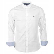 Tommy Hilfiger koszula biała XXL okazja
