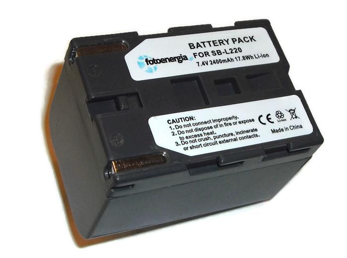 Batería para SAMSUNG VP-D352 D390 D453 D530 D590