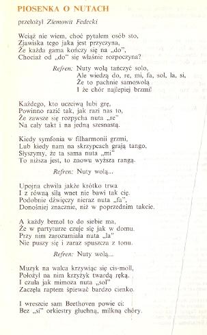 Piosenki I Wiersze Wysocki Muzyka Teksty 7003549956