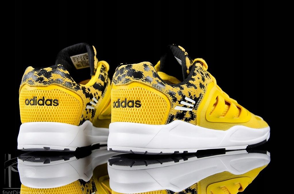 Męskie Buty Adidas Oryginały Tech Super 3.0 B25859 żółty