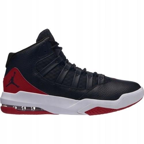 Nike Buty męskie Air Jordan Max Aura Bg czarne r. 38 (AQ9214 023) ID produktu: 6028181