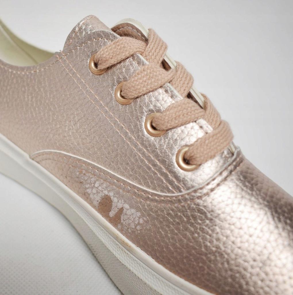 E&O markowe buty VEGAN TRAMPKI damskie 42 7724317924