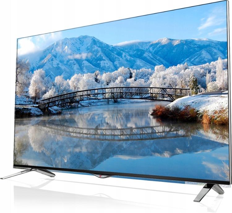Smart TV 55'' LG 55UB830V LED 4K UHD 3D IPS 900 Hz