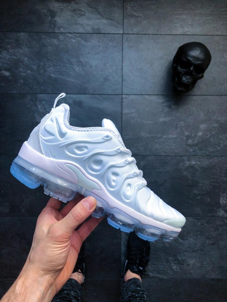 Nike Air Vapormax Plus White r40