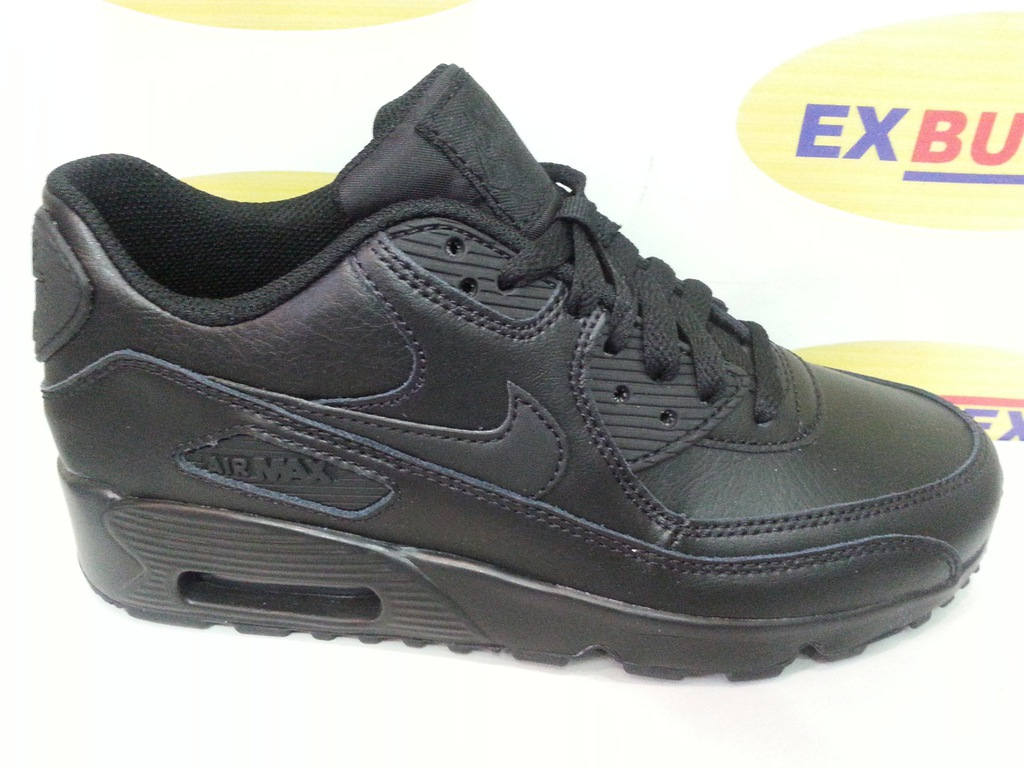 Nike Air Max 90 Ltr 302519 001 43 Czarne