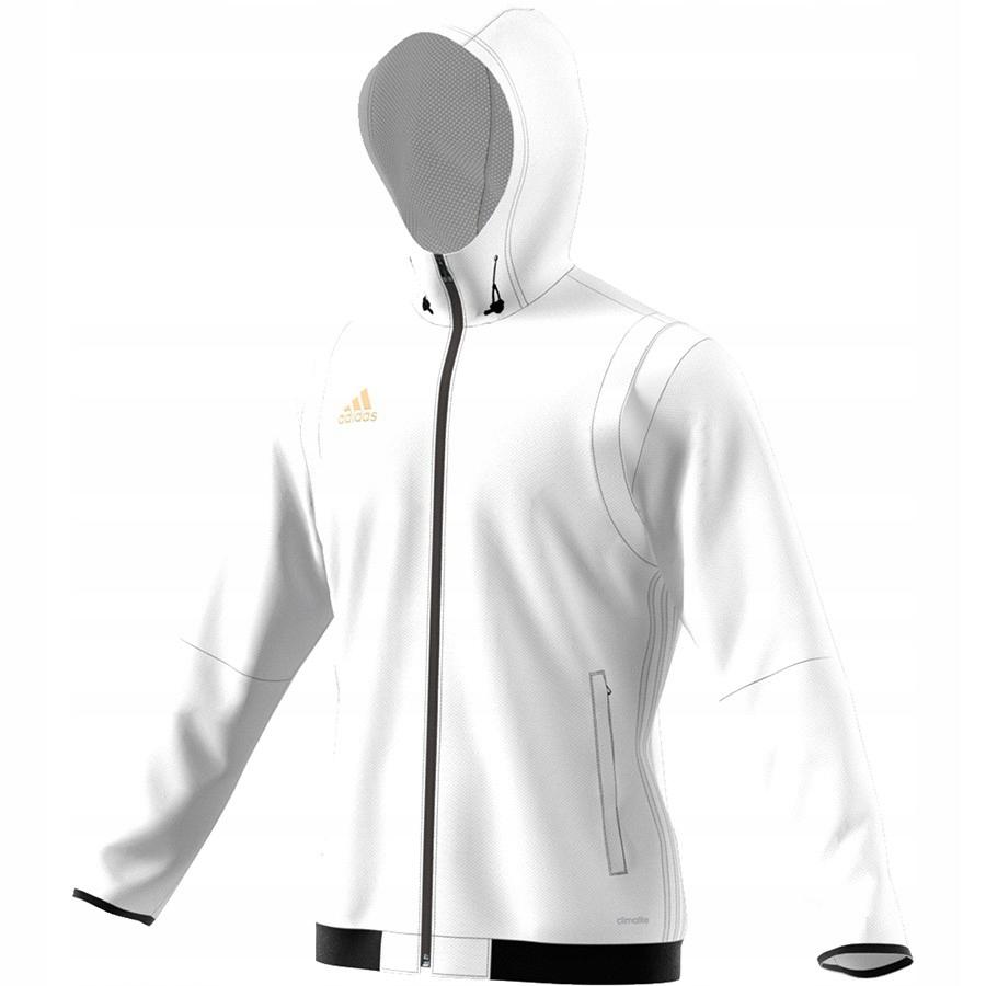 Kurtka adidas UFB Woven Jacket AX7211 M biały