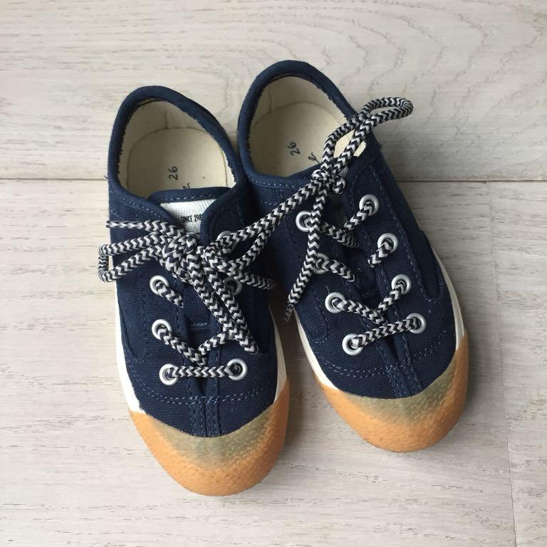 buty wiazane w kwaitki zara dzieciece