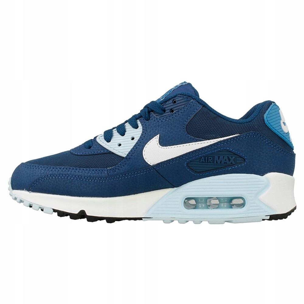 Buty Damskie Nike Air Max 90 Essential 616730 400, NIKE AIR