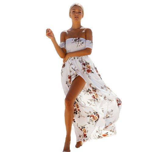 Sukienka Dluga Hiszpanka Maxi Boho M 6958561571 Oficjalne Archiwum Allegro