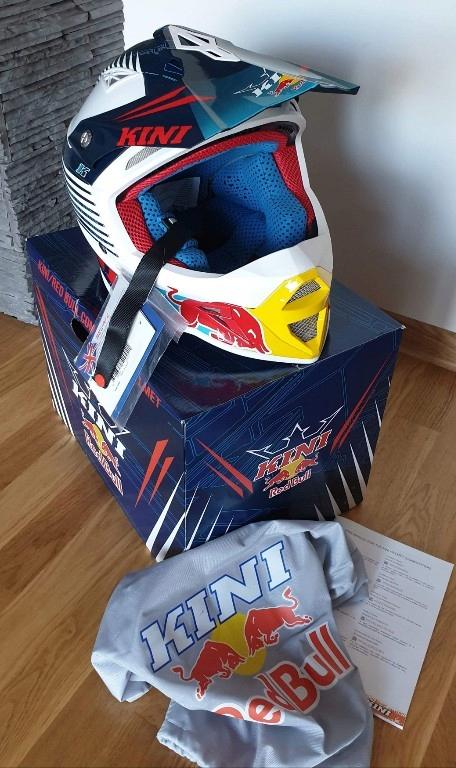 Kask Red Bull Kini Rb Competition Helmet Nav X 7752269652 Oficjalne Archiwum Allegro