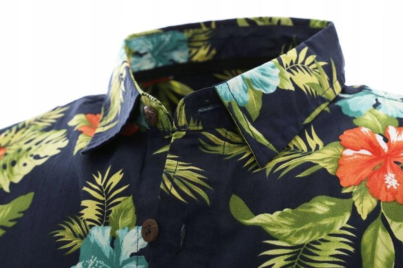 KOSZULA HAWAJSKA el Gringo, koszule hawajskie, r.M  4JkTs