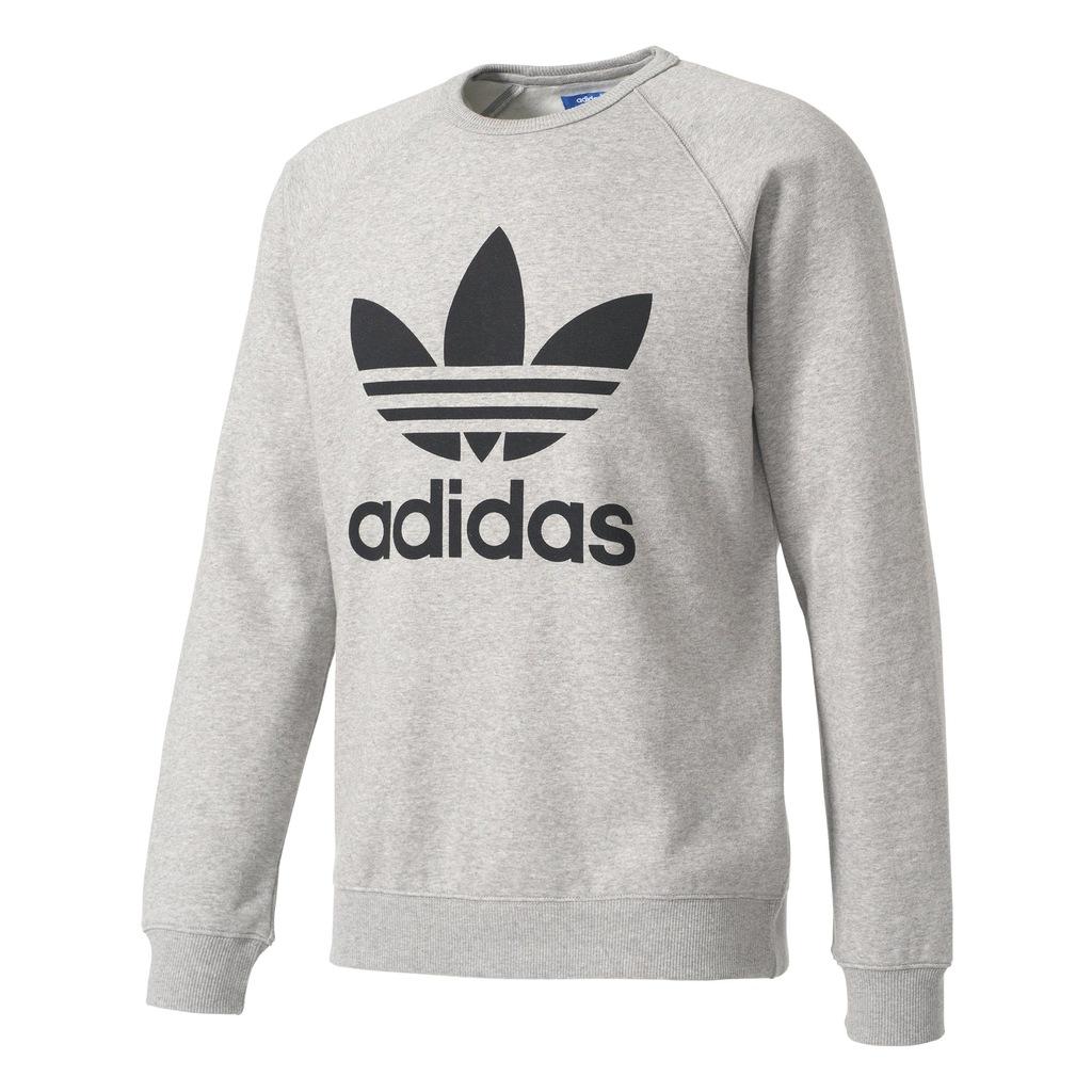 bluza adidas trefoil hoodie br4852