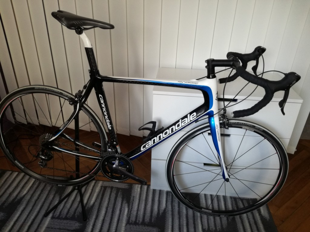 CANNONDALE SYNAPSE 57 KARBON SHIMANO FULL 105