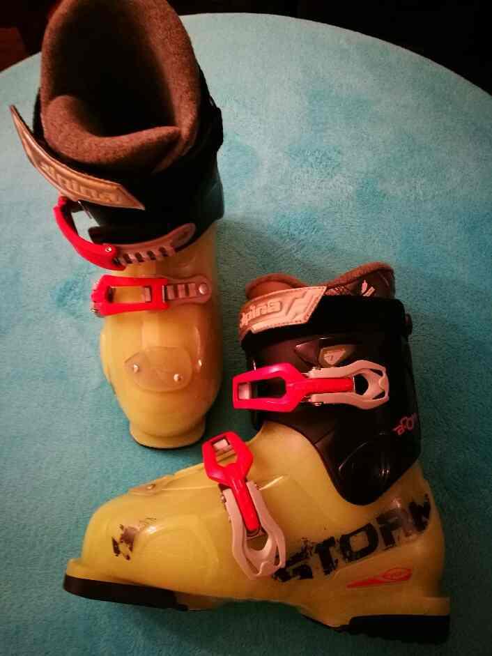 Buty narciarskie dla dziecka, r. 24, ALPINA okazja