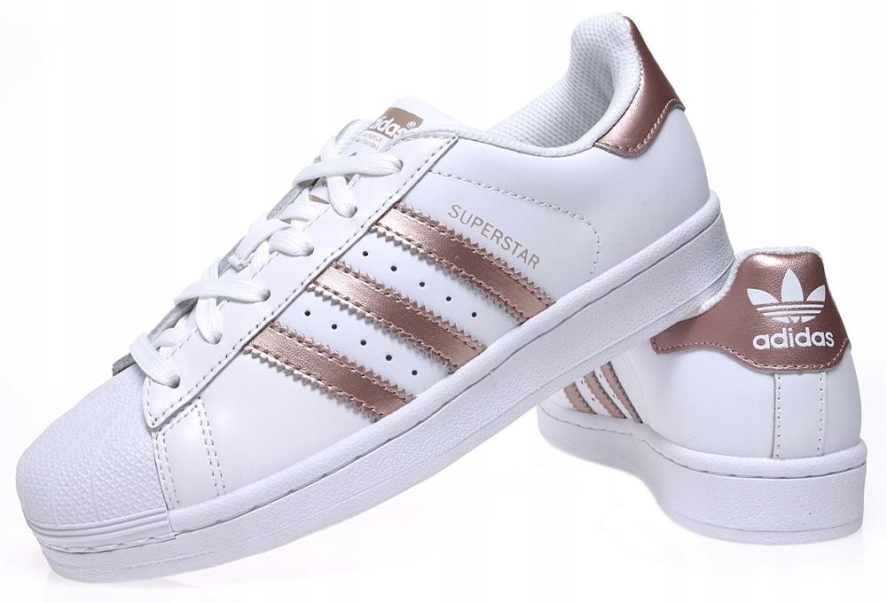 buty adidas superstar damskie allegro