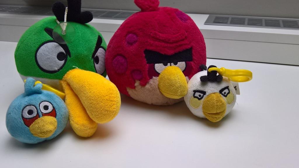 Pluszaki Angry Birds 7060051590 Oficjalne Archiwum Allegro